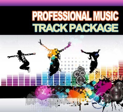 eCover Professional Music Track Package