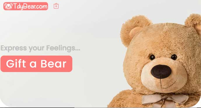 tdybear website